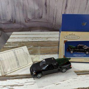 New in Box Hallmark Keepsake Ornament 2000 Ford F-